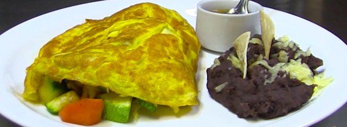 Omelette Oliviette