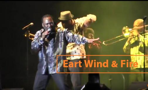 Earth, Wind & Fire concierto en Cancún